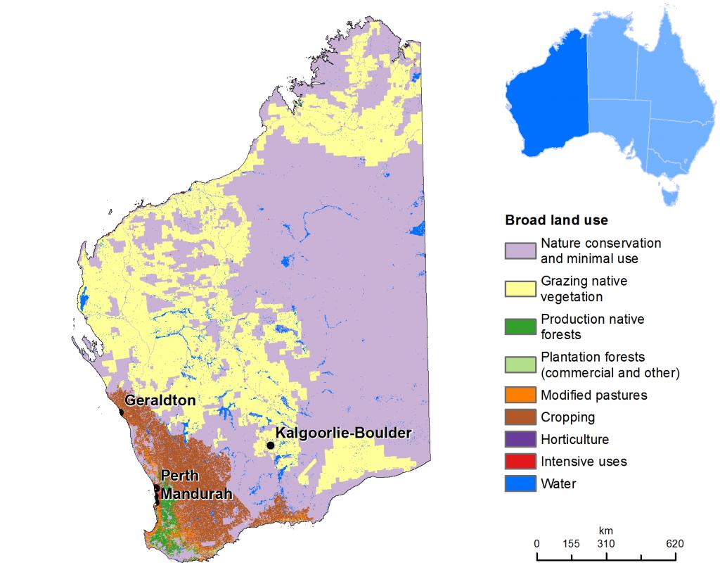 Land Use Map
